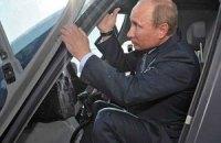 На переговоры Медведева и Януковича прилетел Путин