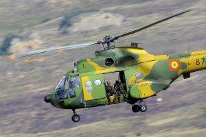 546f2c7bc1d27 Крушение военного вертолета в Румынии: 8 жертв