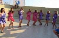 Попов открывает сто школьных оздоровительных лагерей