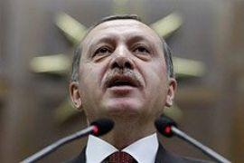 В Украину приедет премьер Турции