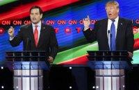 Марко Рубио передумал уходить из политики из-за проигрыша Дональду Трампу