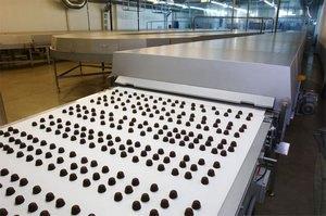 Россия арестовала Липецкую фабрику Roshen