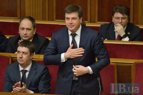 Зубко пообещал передать LB.ua текст коалиционного соглашения между БПП и НФ