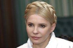 Пшонка: Тимошенко п'є тільки воду та сік