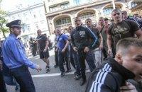МВД расследует свою бездеятельность при избиении журналистов
