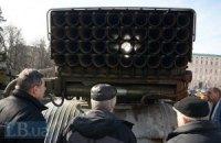 В Брюсселе показали доказательства российской агрессии против Украины