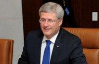 Премьер Канады пожал руку Путину с пожеланием убраться из Украины