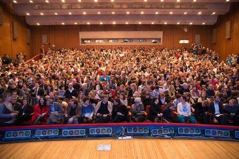 Українські документальні фільми покажуть у п'ятьох країнах Європи