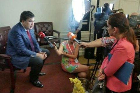 Саакашвили готов уволить большинство одесских таможенников через месяц