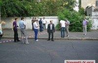 В Николаеве мужчина открыл огонь по полицейским и пытался взорвать гранату
