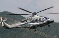 Янукович пока не будет летать на работу на вертолете