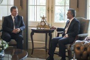 Янукович пригласил президента Турции в Украину