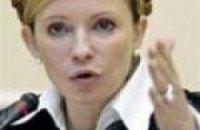 Тимошенко увидела в Киеве засилье боевиков
