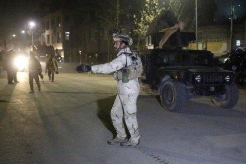 УКабулі біля посольства Іспанії прогримів вибух
