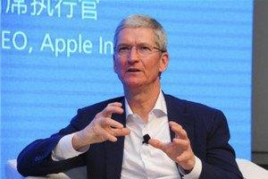 Financial Times назвала людиною року гендиректора Apple