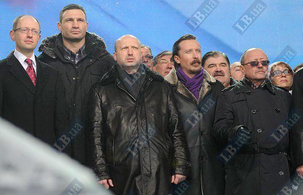 Стремительный рост рейтинга партии Кличко заставил ОО сменить свою стратегию