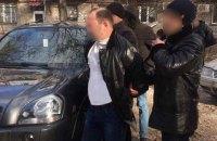 Запорожская полиция задержала за взятки начальника одного из отделов УВБ