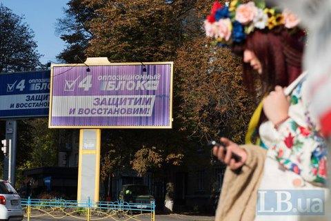 """ЦИК пустит """"Оппоблок"""" на выборы в Харьковский облсовет"""