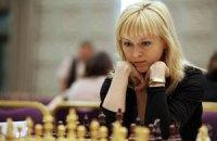 Украинка Ушенина выиграла чемпионат Европы по шахматам