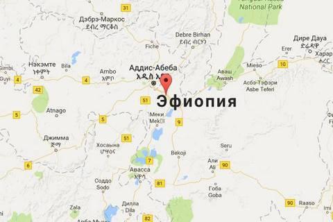 ЗМІ повідомили про загибель понад 50 осіб внаслідок розгону мітингу вЕфіопії