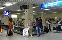 Украинские школьники в аэропорту Польши спали на полу