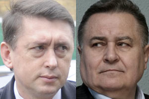 Мельниченко и Марчук запутались в показаниях