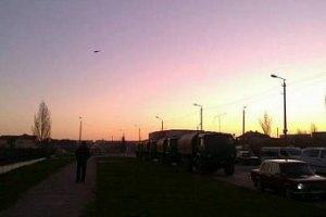 Российский спецназ захватил батальон морпехов в Феодосии