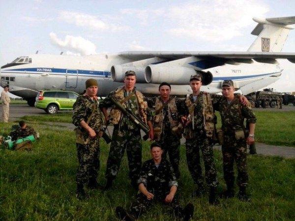 Военные перед трагическим вылетом Ил-76 13 июня