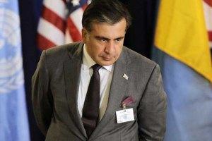 Саакашвили обвинили в незаконной трате бюджетных денег на Ющенко