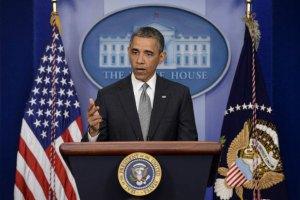 Обама предостерег Россию от военного вторжения в Украину