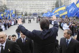 """Янукович: """"Мы обречены жить вместе"""""""