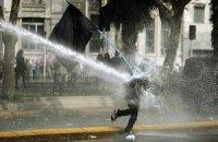 Разрешение на использование водометов на морозе будет оспорено в суде
