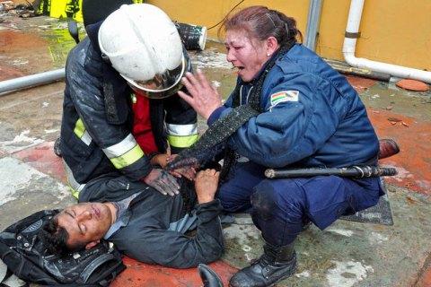В Боливии митингующие подожгли мэрию, погибли 6 чиновников