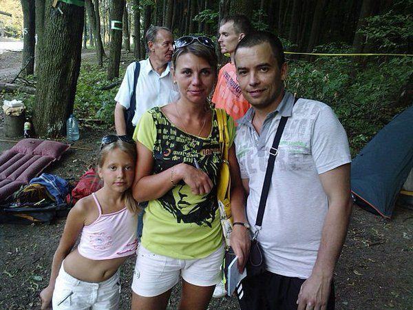 З родиною на захисті парку