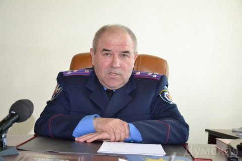 Экс-начальнику одесской милиции Луцюку грозит 10 лет тюрьмы по делу 2 мая