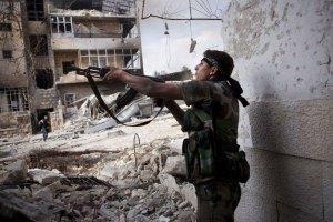 Сирия: в рядах повстанцев воюют украинцы
