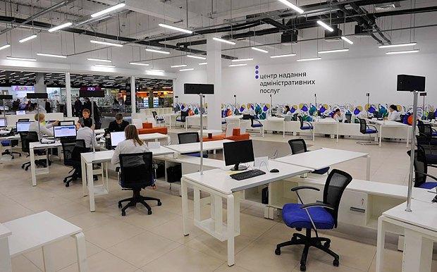 ВДнепре откроют суперсовременный сервисный центр МВД— 2-ой после столицы Украины