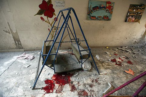 Впровинции Идлиб жертвами авианалёта стали 20 человек