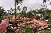 Число жертв тропического циклона на Фиджи возросло до 42 человек