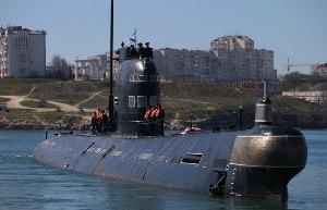 Единственную подлодку ВМС Украины могут продать под ресторан