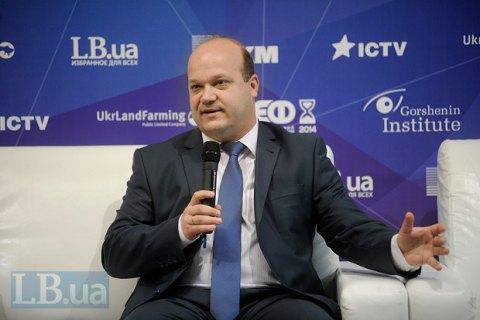 Посол в США Чалый приступил к обязанностям