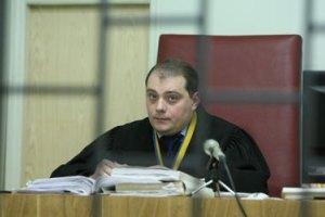 ГПУ сообщила о подозрении судье, отпустившему Лозинского