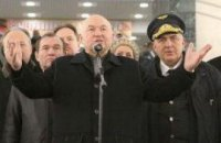 Лужков: Россия не должна отдавать Крым