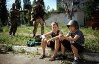 Минсоцполитики просит эвакуировать всех детей из зоны АТО