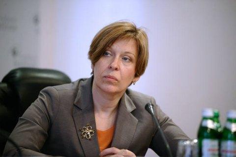 Вопрос повышения тарифов на ж/д перевозки должна решать рабочая группа, - Ляпина