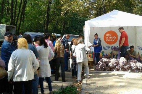В Киеве все избирательные участки открылись вовремя