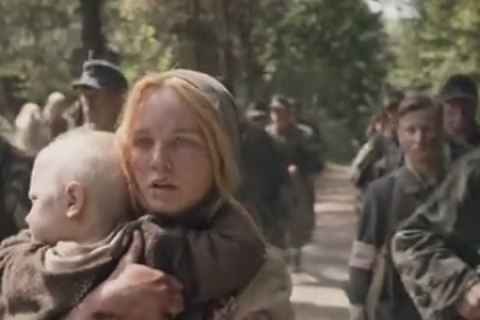 Киев воспротивился показу фильма опольско-украинских взаимоотношениях