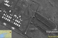 Пентагон: на границе с Украиной остаются десятки тысяч российских военных