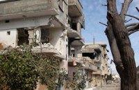 Сирійські війська обстріляли місто Хама в день виведення військ