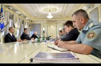 Военный кабинет пересмотрит стратегию сил АТО на Донбассе